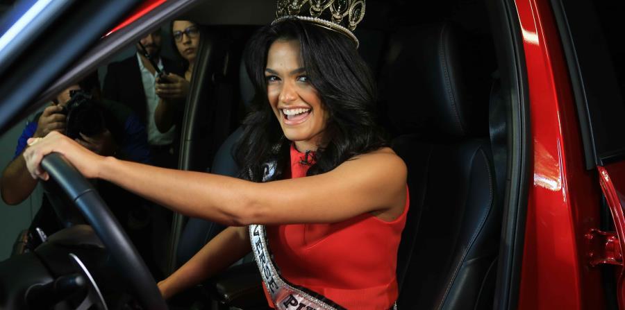Kiara Ortega, Miss Universe Puerto Rico 2018