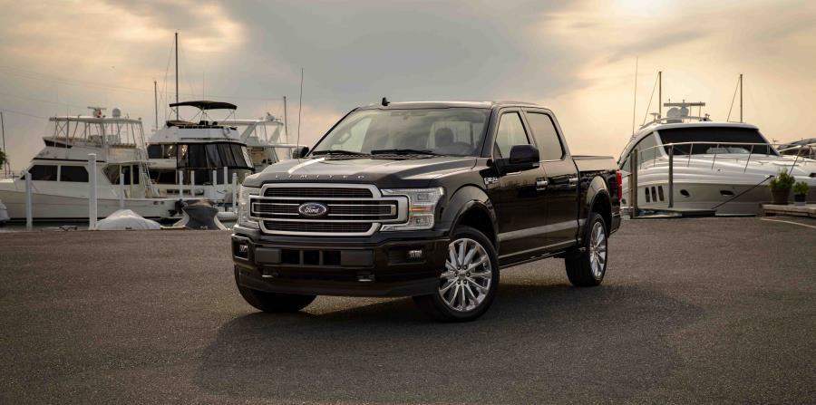 Ford Serie F (Suministrada)