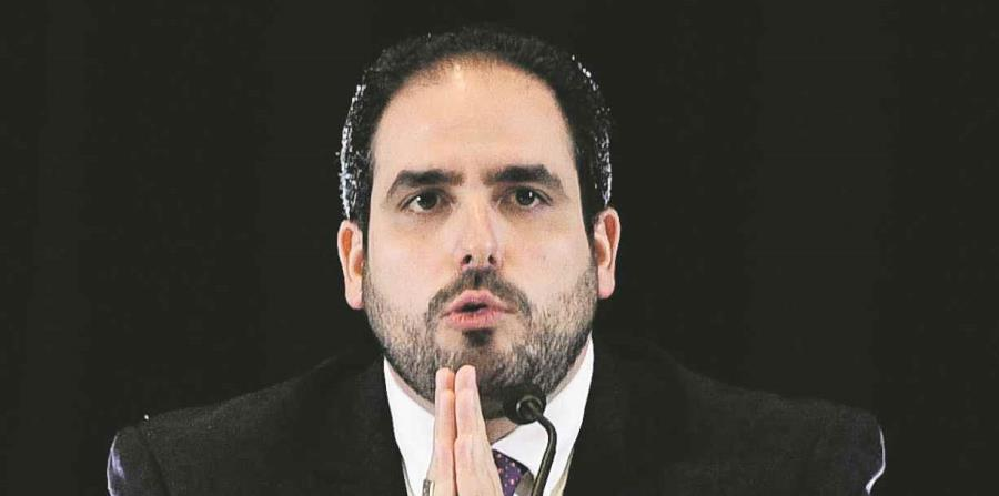 Christian Sobrino, director ejecutivo de la Aafaf y representante del gobierno ante la JSF. (GFR Media) (horizontal-x3)