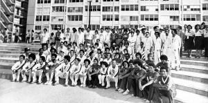 Instalaciones de San Juan 1979: unas viven, otras dejaron de existir