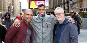 Miguel Cotto le apuesta a los hermanos McWilliams y McJoe Arroyo
