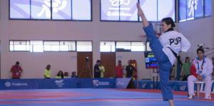 Puerto Rico gana dos medallas en Taekwondo