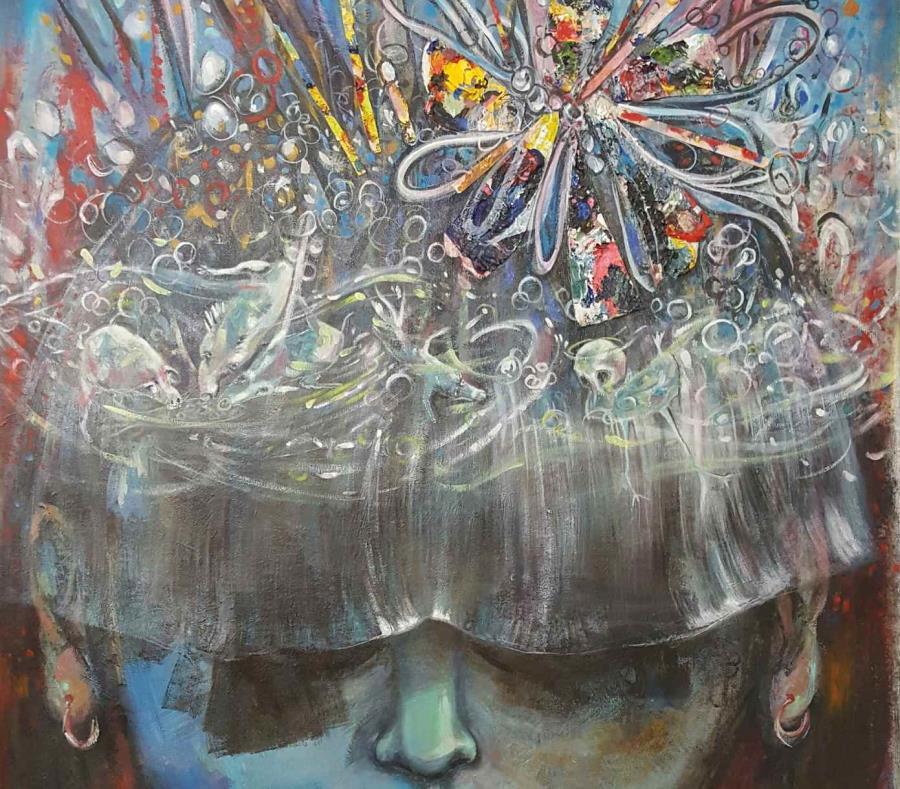Artista puertorriqueño exhibirá su obra en Orlando (semisquare-x3)