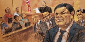 """Posponen la sentencia de """"El Chapo"""" para el 17 de julio"""