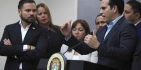 Alcaldes de Cataño y Arecibo se preparan para la cumbre de seguridad
