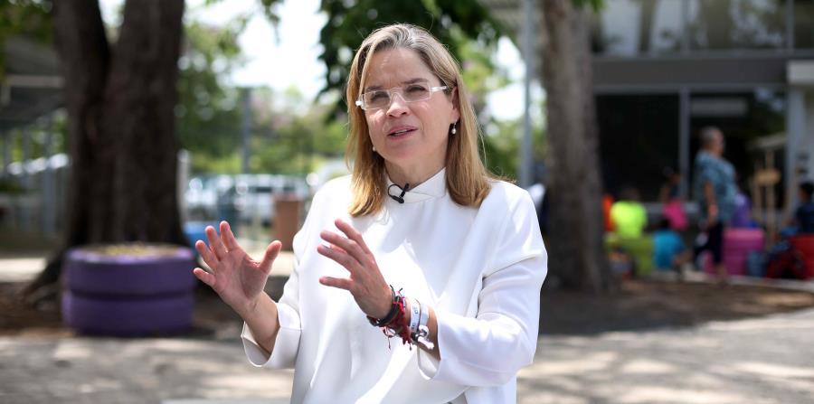 Carmen Yulín Cruz dará paso a la peatonalización del Viejo San Juan