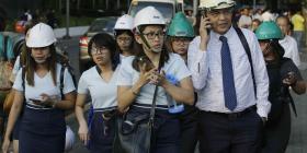 Al menos tres personas mueren en Filipinas por un terremoto de magnitud 6.1