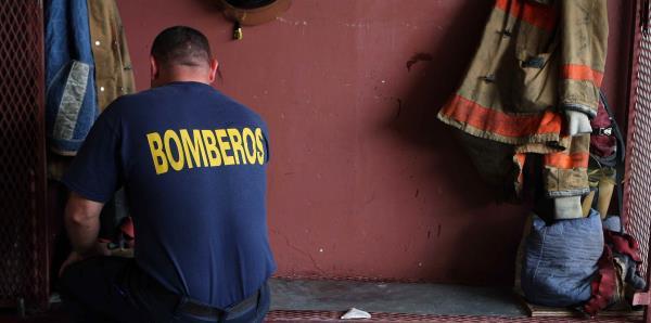 Cierran base de Bomberos y Emergencias Médicas en San Sebastián