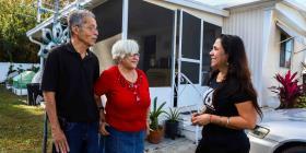 Retirados en Florida lucharán por sus pensiones desde la diáspora