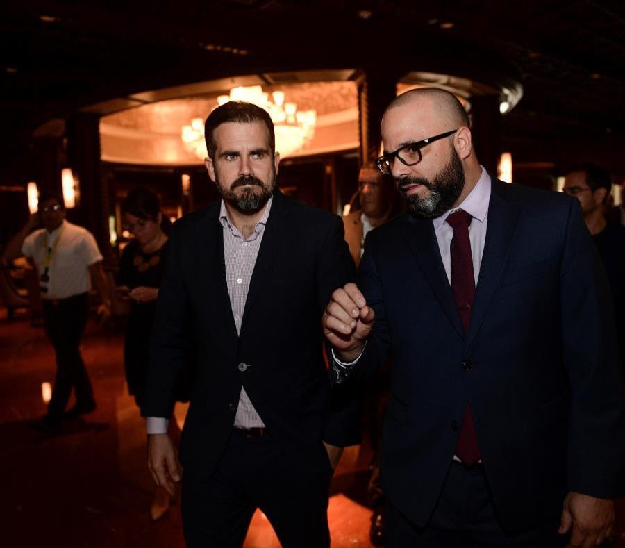 Ricardo Rosselló and Manuel Laboy (semisquare-x3)