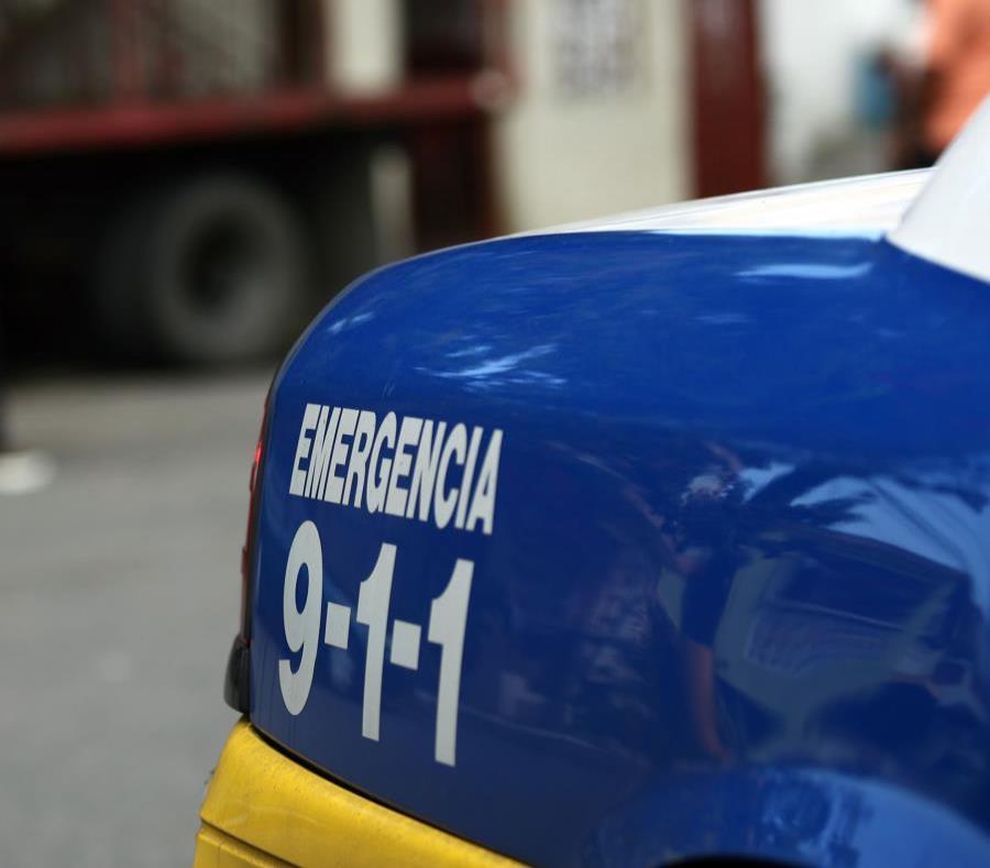 El agente perjudicado se encontraba atendiendo una infracción de tránsito (semisquare-x3)