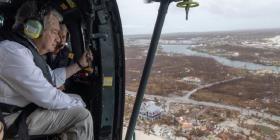 """Jefe de la ONU """"horrorizado"""" al constatar devastación en Bahamas por huracán"""