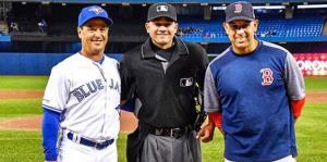 Histórico encuentro entre tres boricuas en las Grandes Ligas
