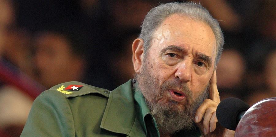 Fidel Castro murió a los 90 años (horizontal-x3)