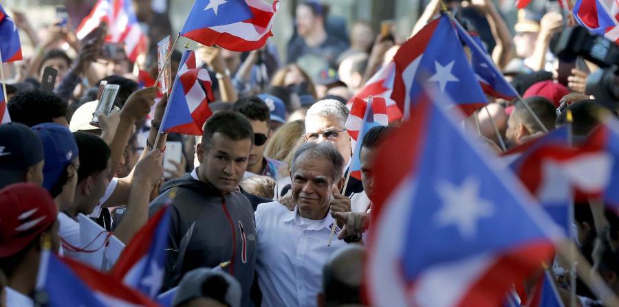 Oscar López Rivera está entre las personas a homenajear en la manifestación cultural del próximo 11 de junio. (horizontal-x3)