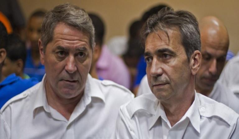 Arrestados los dos pilotos franceses que escaparon de República Dominicana (horizontal-x3)