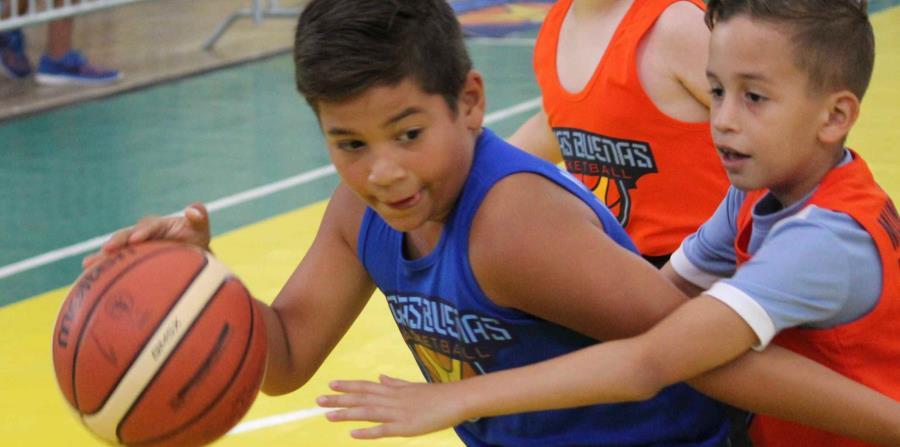 250 participantes que verán acción en el Aguas Buenas Basketball. (Suministrada) (horizontal-x3)