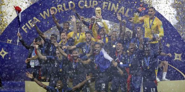 Francia gana la Copa Mundial