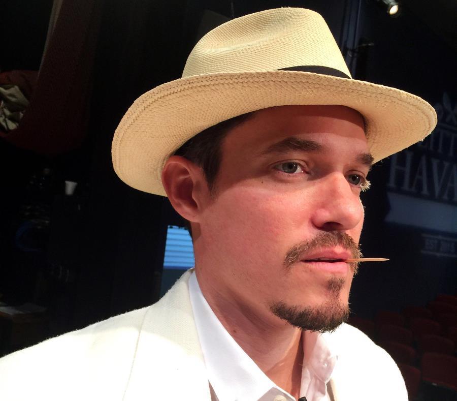 Manolo Ramos  interpretará a Pedro Navaja. (EFE) (semisquare-x3)