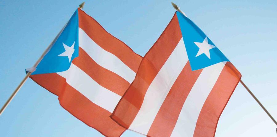 banderas de puerto rico (horizontal-x3)