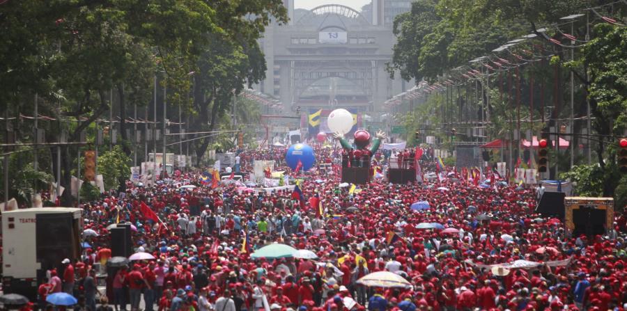 En total, ocho personas murieron en más de dos semanas de manifestaciones antigubernamentales Venezuela (horizontal-x3)