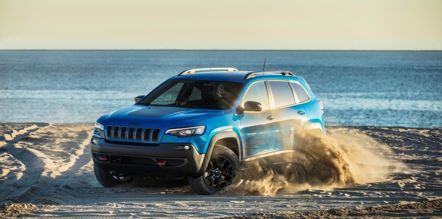 El precio de venta sugerido de la Jeep Cherokee 2019 comienza desde $26,495. (horizontal-x3)