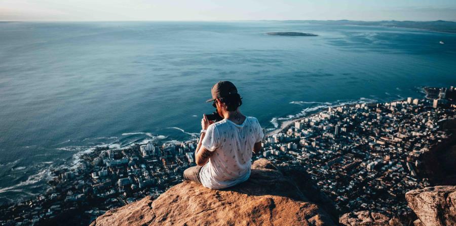 Ciudad del Cabo, Sudáfrica (Unsplash)
