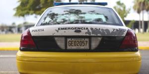 Un accidente con un auto volcado provoca congestión vehicular en la PR-52