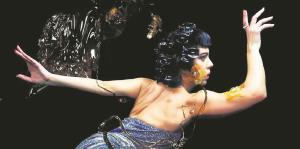 Kianí del Valle y su compañía de danza KDV Ensemble debutan en el teatro Funkhaus Berlin
