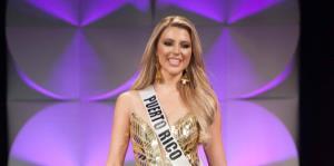 El paso de Madison Anderson por Miss Universe