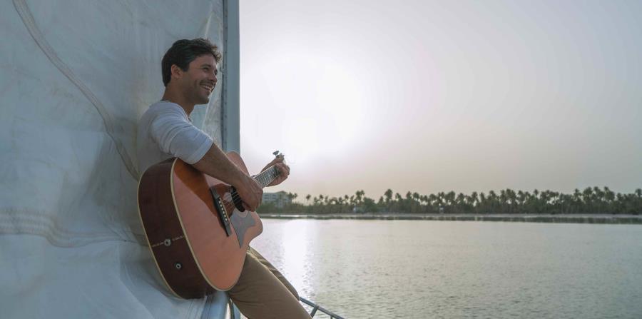 Rique Colón, quien lanzó su primera producción discográfica en el 2006, se reinventa musicalmente con su segundo trabajo como cantautor independiente. (Suministrada) (horizontal-x3)