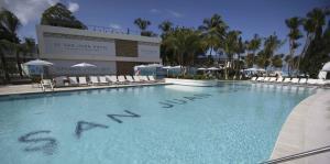 Moderna remodelación de lujo en El San Juan Hotel
