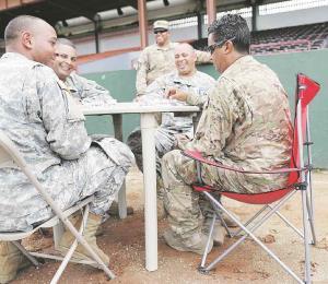 La Guardia Nacional da las gracias