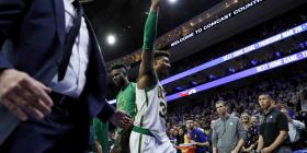 La NBA multa a Marcus Smart por $50,000
