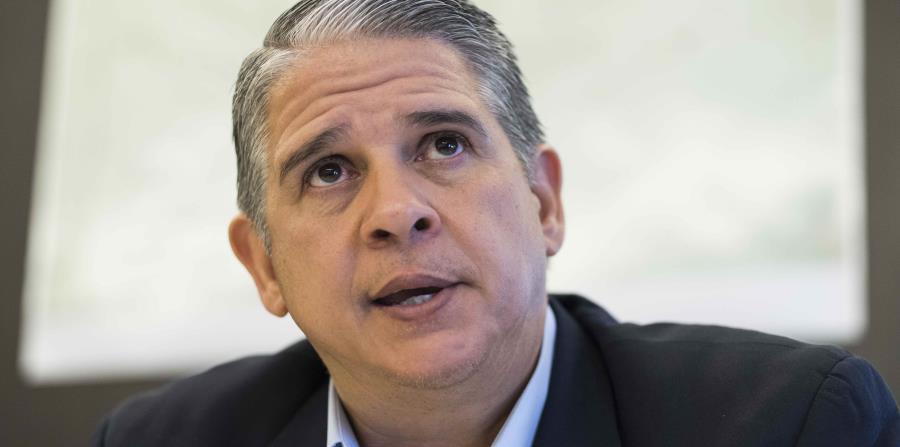 """""""El Negociado está adquiriendo el Sistema Integrado Público de Alerta y Avisos (PAWS)"""", dijo Carlos Acevedo, director de NMEAD. (horizontal-x3)"""
