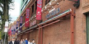 Aumenta la fiebre entre los seguidores de Boston