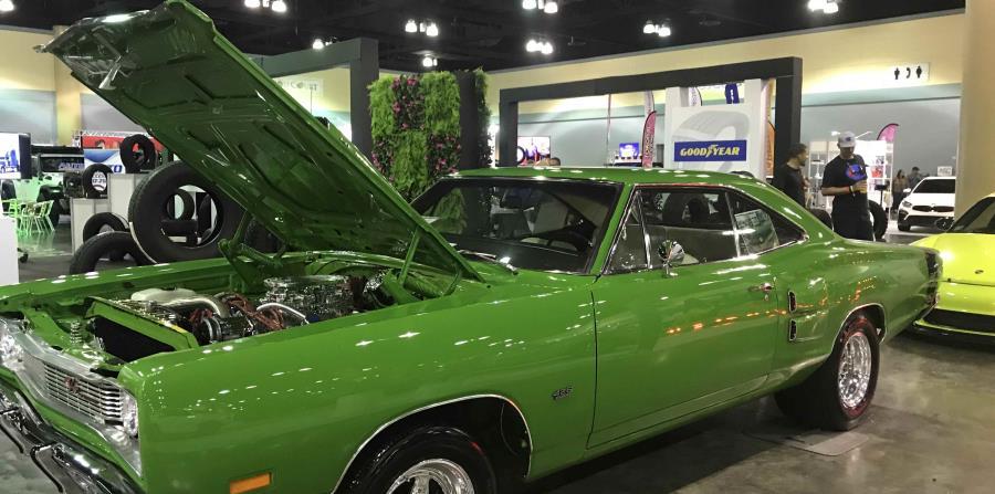 Dodge R/T HEMI