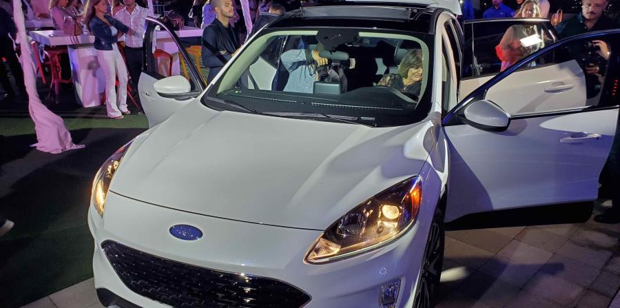 Los modelos con motor de gasolina y el híbrido completo están disponibles con tracción en las cuatro ruedas.  (Francisco Javier Díaz)