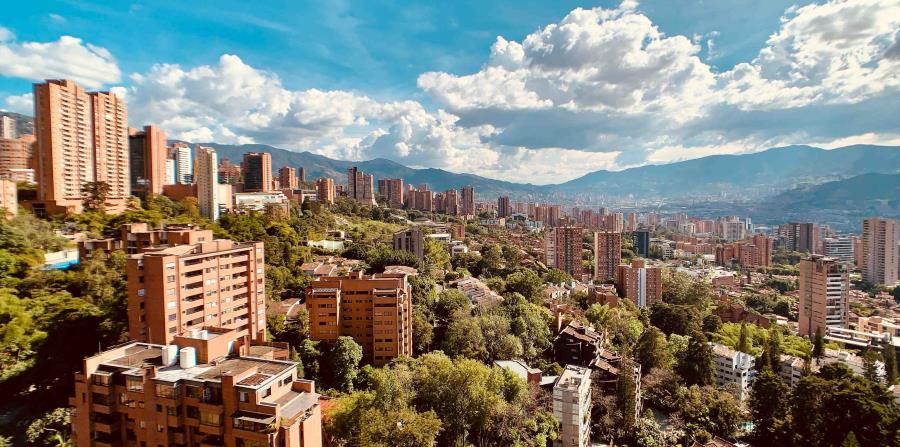 Medellín, Colombia. (Unsplash)