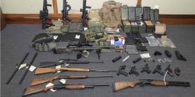 """Teniente de Guardia Costera de Estados Unidos es considerado un """"terrorista nacional"""""""