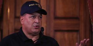 Comisionado de la Policía dice que no contempla renunciar al cargo
