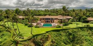 Esta es la casa que compraron por un precio récord en Hawaii