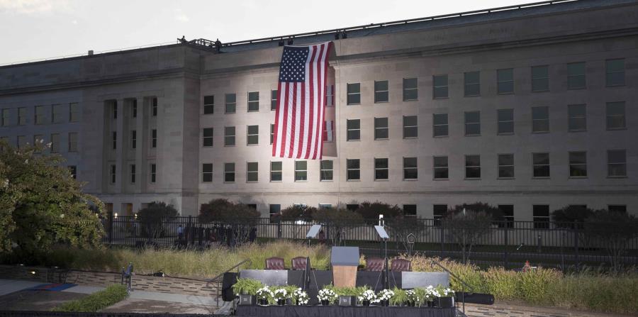 Imagen del Pentágono de los Estados Unidos. (EFE) (horizontal-x3)