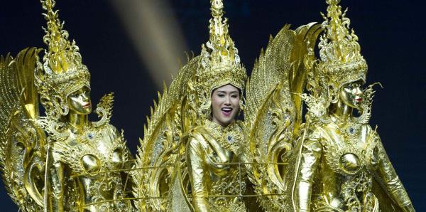 Los 20 trajes típicos más creativos de Miss Universe 2018