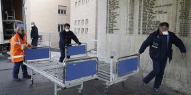 Cuarentena en norte de Italia tras dos muertes por coronavirus