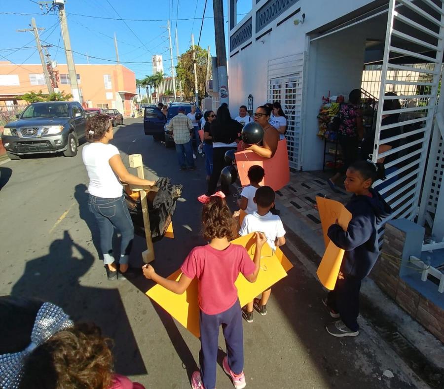 Actualmente, los estudiantes ocupan salones en la antigua escuela Sofía Rexach -nombre con el que se conocía a la escuela Manuel Elzaburu y Vizcarrondo hasta el año pasado- y en la escuela Fray Bartolomé de las Casas. (Suministrada) (semisquare-x3)
