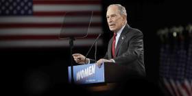 Michael Bloomberg presenta su propuesta ecológica