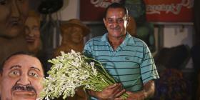 Homenaje musical para don Saúl: El vendedor de azucenas