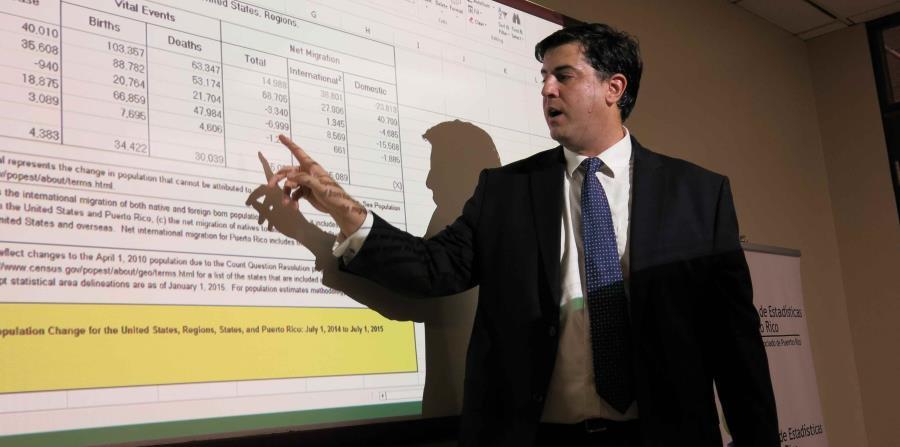 El director ejecutivo del Instituto de Estadísticas, Mario Marazzi (horizontal-x3)