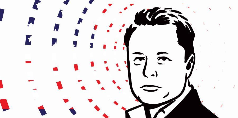 Elon Musk, cofundador y CEO de Telsa. (horizontal-x3)
